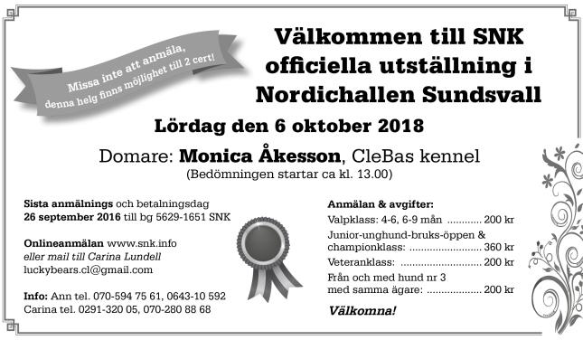 Sundsvall 2018